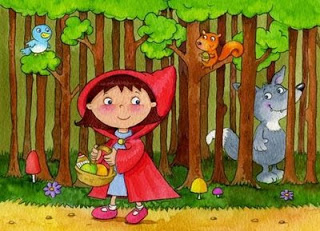 Atividades com livros de literatura infantil, Chapeuzinho Vermelho, Contos de fadas, Planos de aula,