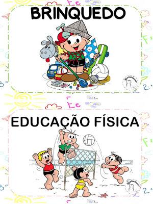 Rotina educação infantil, rotina, Danieducar