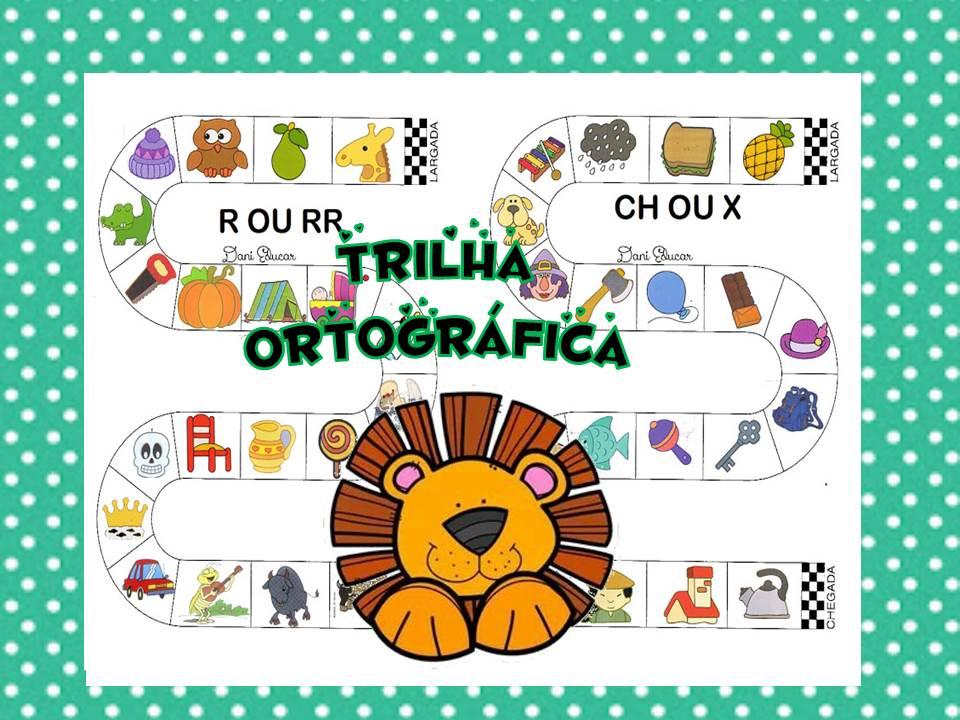 Trilha Ortografica Dani Educar