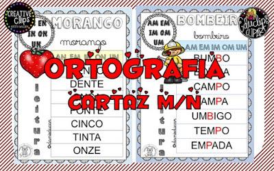 atividades de Ortografia, Dificuldades ortográficas, dígrafos,
